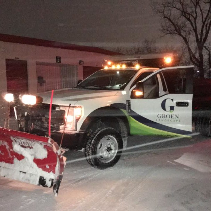 groen snow removal