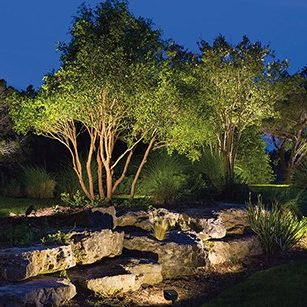 landscape lighting commercial